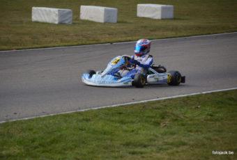 Karting – Nick Cuppens (BMC Genk)