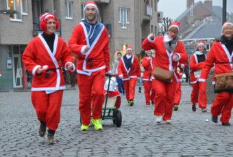 18-12 Santa Run Lanaken