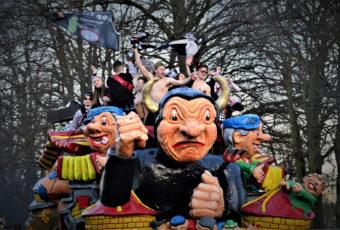 11-02-Carnavalstoet  Lanaken